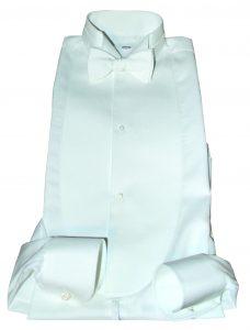 Erstes pflegeleichtes Frackhemd von KNIZE © OMNES