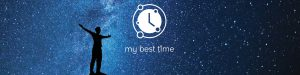 my best time