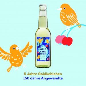 Goldkehlchen Limited Edition
