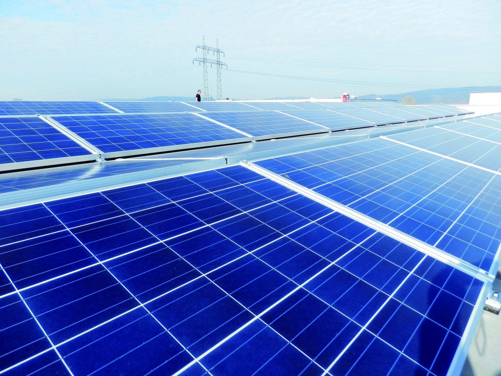 Photovoltaikanlage © Max Wieser/Optimo