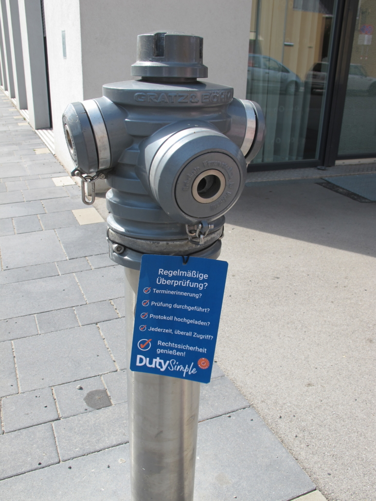 DutySimple Hydrant